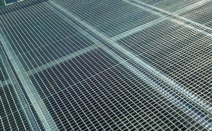 平台格栅板